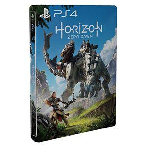 Sony Horizon: Zero Dawn - Steelbook (exkl. bei Amazon.de) - [enthält kein Game] [Importación alemana]