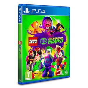 Warner Bros. Lego DC Super-Villanos PlayStation 4, Edición Estándar
