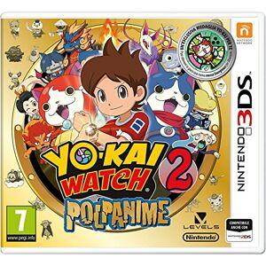 Nintendo Yo-Kai Watch 2: Polpanime + Medaglia - Special Limited - Nintendo 3DS [Importación italiana]