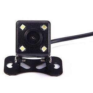 Homelink Auto universal de coche cámara de vista trasera de alta definición Reverse vehículo cámara de copia de seguridad de estacionamiento con ángulo de visión de 170°, resistente al agua