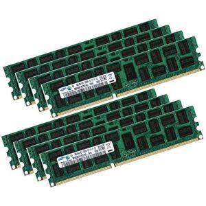 Samsung 64 GB eight-kit 8 x 8 GB ECC DDR3 Dual Rank 1333 mhz PC3-10600 240-pin DIMM para Apple Mac Pro 4.1 5.1 (2009 hasta 2014) con sensor térmico