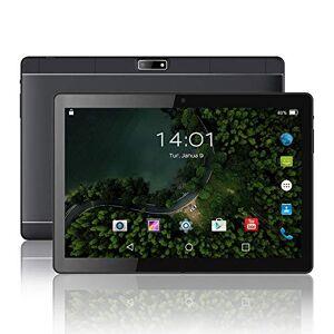 TEENO Tablet 10 Pulgadas HD IPS 2GB RAM 16GB ROM - 4G,WiFi,Quad-Core,2*Micro SIM & 1*SD Card,Dual Camera - Negro