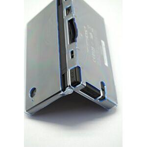 SATKIT Carcasa protectora para Nintendo DSi (Transparente)