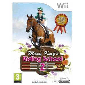 Ghostlight Mary King's Riding School 2 (Wii) [Importacin inglesa]