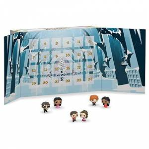 Funko Advent Calendar Saga Harry Potter Calendario Adviento, Multicolor, Estndar (42753)