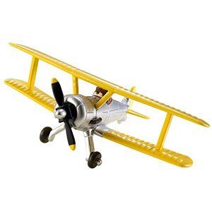 Planes - Avin bsico de Juguete, Leadbottom (Mattel X9464)
