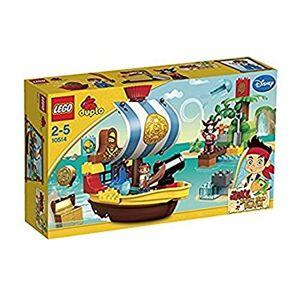 LEGO Duplo - Jake y los Piratas 3, Juego de construccin (10514)