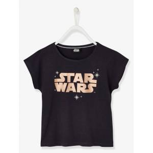 STAR WARS Pijama Star Wars® estampado cinzento escuro liso com motiv