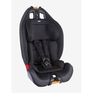 Cadeira-auto da CHICCO, Gro-up grupo 1/2/3 preto medio liso