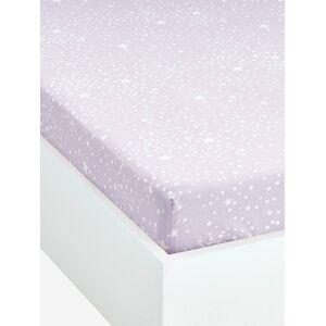 Lençol-capa, Fada violeta/ estrelas