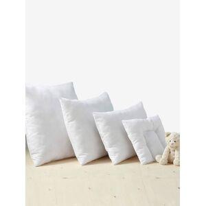 Almofadas em microfibra, fáceis de lavar branco