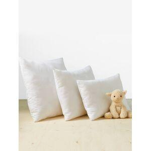 Almofadas em algodão bio*, COLEÇÃO BIO branco