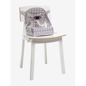 Assento elevatório para cadeira Easy up da BABY TO LOVE cinzento claro estampado