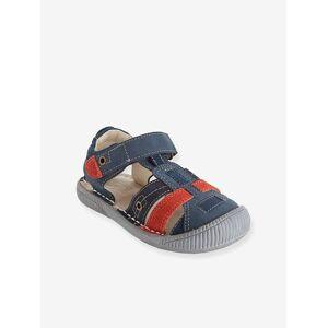 Sandálias para menino marinho