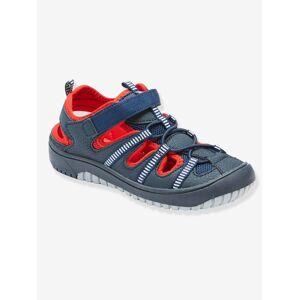 VERTBAUDET Sandálias para menino azul escuro bicolor/multicolor