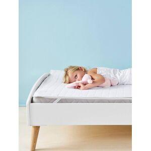 Proteção de colchão branco