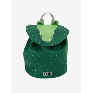TRIXIE Mochila Backpack MINI animal, da TRIXIE verde escuro liso com motivo