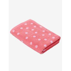 VERTBAUDET Toalha de banho personalizável rosa claro / estampado