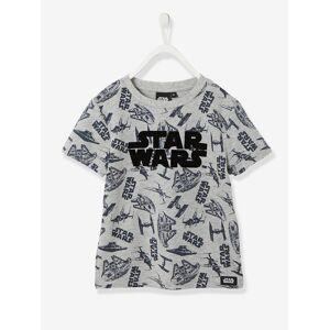 T-shirt de menino, Star Wars® cinzento claro estampado