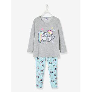 Pijama de menina My little Pony® cinzento claro mesclado