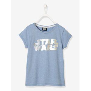 T-shirt Star Wars®, estampado fantasia azul claro mesclado