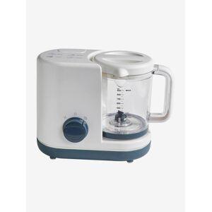 Robot cozinha a vapor/misturador Magic Cooker 5 em 1, da vertbaudet branco claro liso