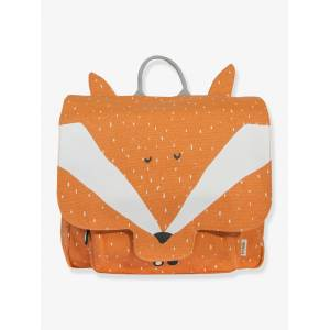 TRIXIE Mochila quadrada Satchel animal, da TRIXIE laranja medio liso com motivo