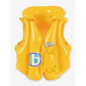 WDK Colete insuflável de natação WDK Swin Safe amarelo medio liso