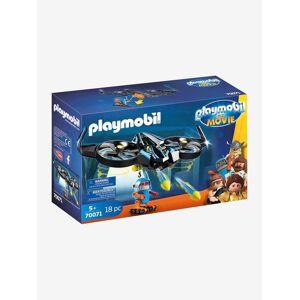 Playmobil THE MOVIE Robotitron com Drone, da PLAYMOBIL azul escuro liso com motivo