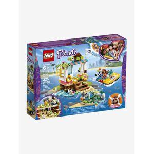 Lego 41376 A missão de resgate das tartarugas, Lego Friends rosa medio liso com motivo