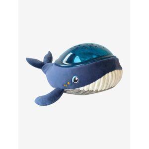 PABOBO Projetor dinâmico Baleia Aquadream, da PABOBO azul escuro liso com motivo