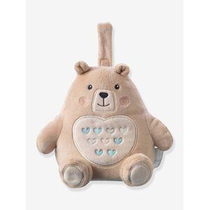 THE GRO COMPANY Luz de presença peluche, Bennie o urso, da TOMMEE TIPPEE castanho claro liso