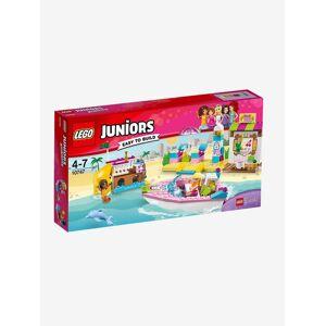 Lego 10747 Férias na Praia, Lego junior rosa medio bicolor/multicolor