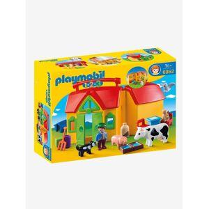 Playmobil 6962 Quinta Maleta, da Playmobil 1, 2, 3 amarelo medio bicolor/multicol