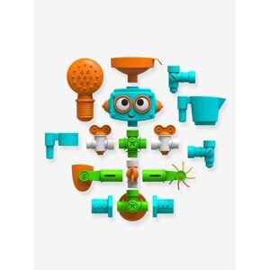 INFANTINO Robot para o banho com várias atividades, da SENSORY azul claro bicolor/multicolor