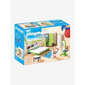 Playmobil 9271 Quarto da Playmobil verde medio liso com motivo