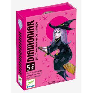 DJECO Diamoniak, da DJECO rosa medio liso com motivo