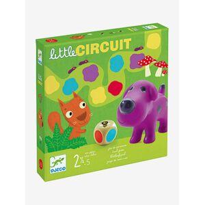DJECO Little Circuit, da DJECO verde medio liso com motivo