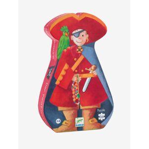 DJECO Puzzle O Pirata e o seu Tesouro, com 36 peças, da DJECO bege medio liso com motivo