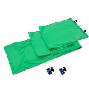 Lastolite 7945 Kit de Conex�o de Fundo Panor�mico Verde