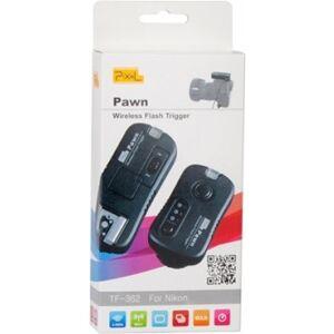 PIXEL Pawn TF-362 Kit Disparador+ Receptor s/fio (Nikon)