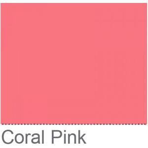 Colorama Fundo de Est�dio 1.35 X 11m Coral Pink