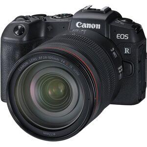 Canon Eos RP + RF 24-105mm IS USM + Anel de adaptação