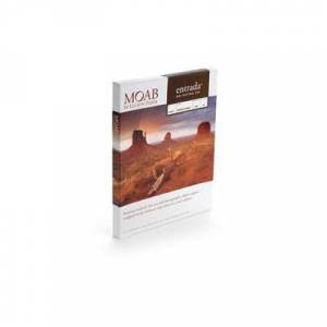 Moab Papel Entrada Rag Natural 300g A2 25 Folhas