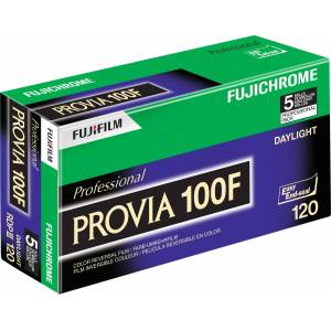 Fujifilm Provia 100F 120 x 5