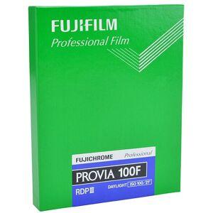 Fujifilm Provia 100F 10.2X12.7cm 20 Folhas