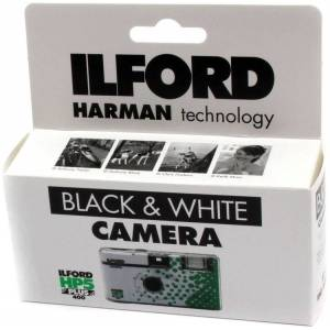 ILFORD Descart�vel Flash HP5+ 400 ISO 27 Poses