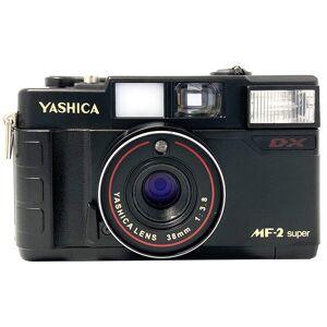 YASHICA MF2 Super Aparelho anal�gico 38mm F/3.8