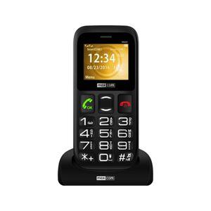 Maxcom Telemóvel MM 426 (1.77'' - 2G - Preto)