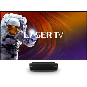 Hisense TV H100LDA (Laser - 100'' - 254 cm - 4K Ultra HD - Smart TV)